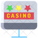 Online Casino Game Online Casino Icon