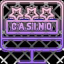 Online Casino Game Icon