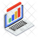 Online Chart Icon
