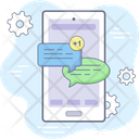 Contact Support Chat Icon