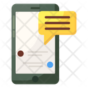 Online Chat Room Icon