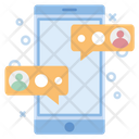 Communication Mobile Message Icon