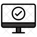 Online Check Icon