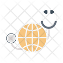Stethoscope Checkup Doctor Icon