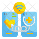 Online Checkup Checkup Diagnose Icon