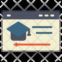 Tutorial Course Education Icon