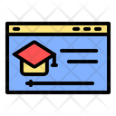 Online Class Icon