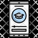 Course Webinar Seminar Icon