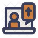 Class Discussion Bible Icon