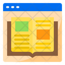 Online Learning Ebook Icon