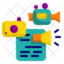 Online Class Online Education Learning Icon