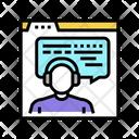 Online Class Teacher App Icon