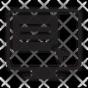 Online Click Cursor Click Icon