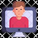 Online Client Icon