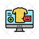 Clothing Sale Add T Shirt Clothes Icon