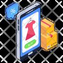 Online Clothes App Icon