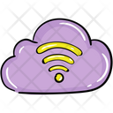 Online Cloud Internet Cloud Internet Connection Icon