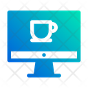 Online Coffee Order Coffee Order Icon