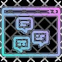 Browser Webboard Internet Icon