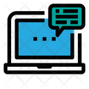 Online Connection Learning Icon