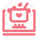Online Cooking Class Icon