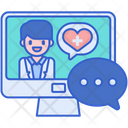 Online Counseling Icon