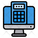 Calculator Count Maths Icon