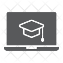 Online Course Learning Icon
