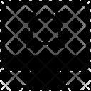 Crop Edit Design Icon