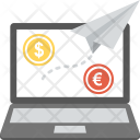 Online Currency Money Icon
