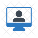 Online Support Customercare Icon