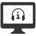 Online Customer Service Icon