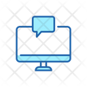 Online customer support Icon