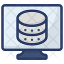 Database App Computer App Computer Database Icon