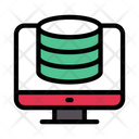 Database Server Online Icon