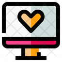 Online Date Icon