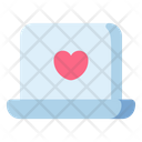 Online Love Dating Icon