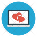 Online Dating Website Icon