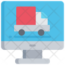 Online Delivery Icon