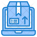 Online Delivery Delivery Shop Icon