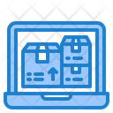 Online Delivery Online Delivery Icon