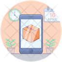 Online Delivery App Icon