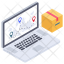 Online Delivery Location Icon