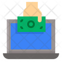 Online Delivery Payment Icon