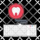 Online Checkup Oral Icon