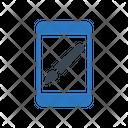 Design Mobile Paint Icon