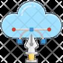 Online Design Vector Design Cloud Design Icon
