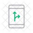 Online Direction Icon