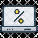 Online Discount Icon