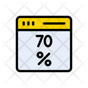 Online Sale Offer Icon